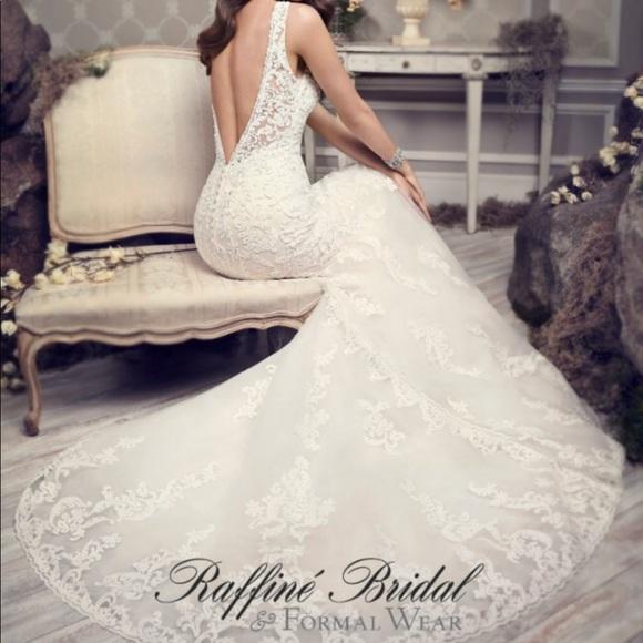 Kenneth Winston Dresses Wedding Dress Poshmark